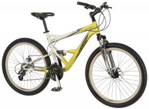 Mongoose Status 3.0 Dual Suspension Mountain Bike