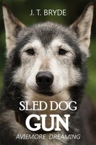 Sled Dog Gun Cover